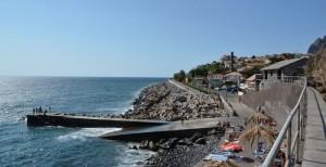 plage portinho jardim do mar